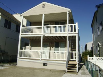 121-39th Street 2nd floor **SOLD $265,000*, Sea Isle City, NJ