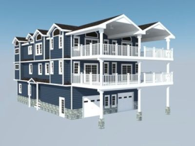 129 58th St West *SOLD $750,000, Sea Isle City, NJ