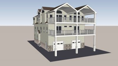 244 38th St West **Sold $571,000, Sea Isle City, NJ