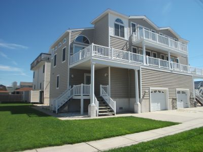 205-38th Street, West Unit **SOLD $575,000*, Sea Isle City, NJ