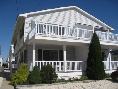 213-77th Street, West Unit **SOLD $518,500, Sea Isle City, NJ