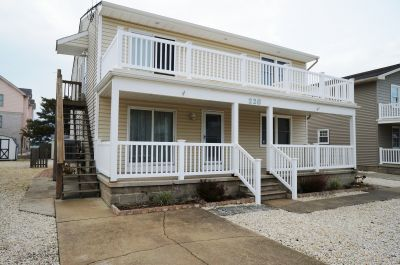 226 58th Street 1st Floor **SOLD $407,500, Sea Isle City, NJ