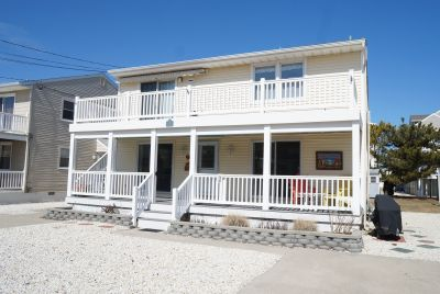 213 57th St 1st floor **Sold $415,000, Sea Isle City, NJ