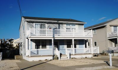 221 58th St 2nd Fl **SOLD $440,000, Sea Isle City, NJ