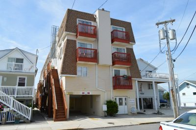 221 87th St. ** SOLD $352,500. *** Unit 303, Sea Isle City, NJ