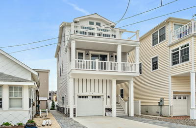 134 92nd Street New Home!!, Sea Isle City, NJ