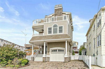 233 86th Street Single Family, Sea Isle City, NJ